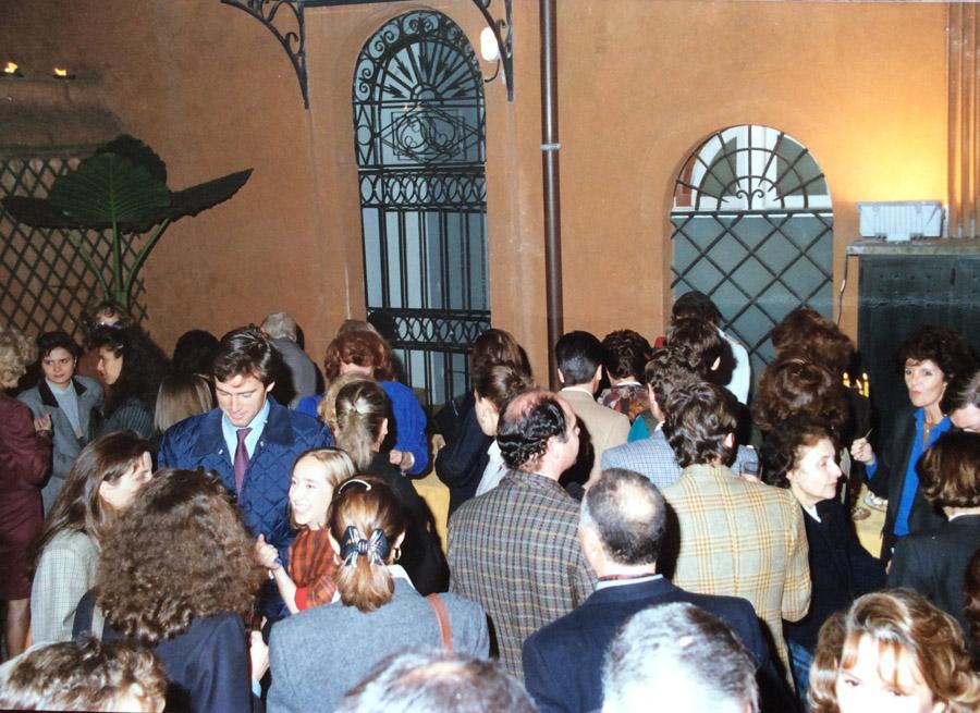 Inaugurazione Scapa Roma_1